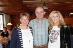 Edith und Konrad Niebler sind jetzt Ehrenmitglieder