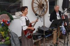 Das Duo Meier-Loos spielte gut auf!