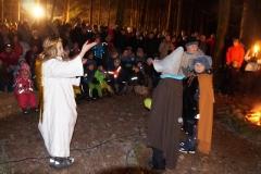 Viehberg-Dorfgemeinschaft-2018-Waldweihnacht-3