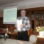 Kassenbericht von Josef Prokscha zeigte auf, dass die DG auf gesunden finanziellen Beinen steht