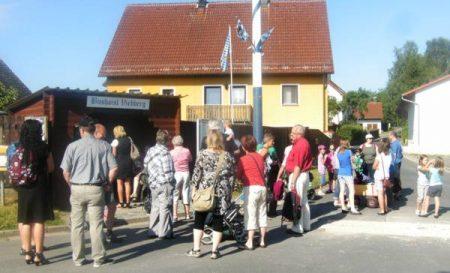 Rund 50 Viehberger erlebten einen wunderschönen Tag. Die Tagesfahrt in den Nürnberger Tierpark begeisterte jung und alt.