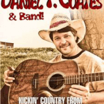 Stargast beim Viehberger Dorffest am Samstagabend: Daniel T. Coates mit Band