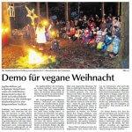 Waldweihnacht 2017 in Viehberg