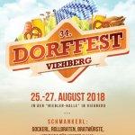 Einladung zum Dorffest 2018 - Seite 1