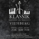 Klassik in Viehberg - Plakat Viehberger Dorffest 2019